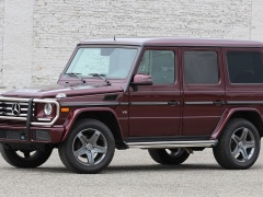 Mercedes-Benz G550 pic