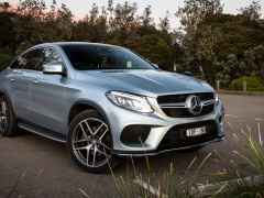 GLE Coupe photo #170132