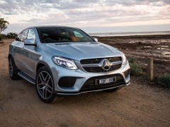 mercedes-benz gle coupe pic #170134