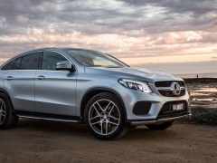 GLE Coupe photo #170136