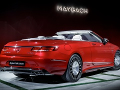 Mercedes-Maybach photo #171371
