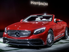 Mercedes-Maybach photo #171375