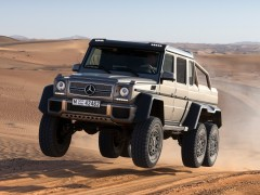 mercedes-benz g 63 amg 6x6 pic #171468