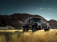 mercedes-benz g 63 amg 6x6 pic #171469