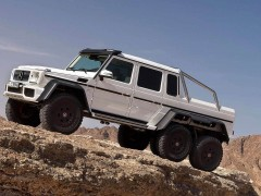 mercedes-benz g 63 amg 6x6 pic #171470