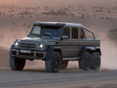 mercedes-benz g 63 amg 6x6 pic #171471