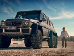 mercedes-benz g 63 amg 6x6 pic #171472