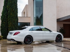 mercedes-benz s63 amg pic #179729