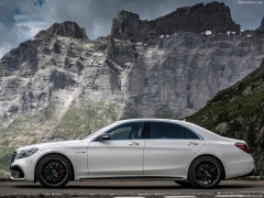 mercedes-benz s63 amg pic #179746