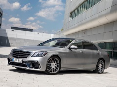 mercedes-benz s63 amg pic #179755