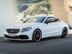 C63 S AMG Coupe photo #187371