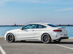 mercedes-benz c63 s amg coupe pic #187374