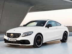 mercedes-benz c63 s amg coupe pic #187380