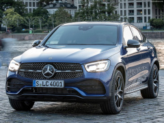 mercedes-benz glc coupe pic #195537