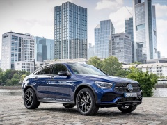 mercedes-benz glc coupe pic #195538