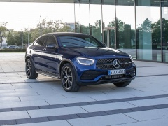 mercedes-benz glc coupe pic #195539