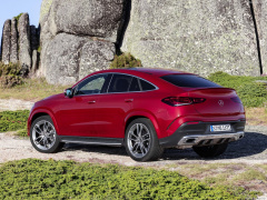 mercedes-benz gle coupe pic #196853