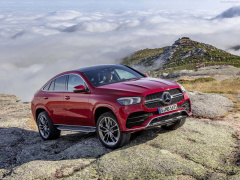 GLE Coupe photo #196857