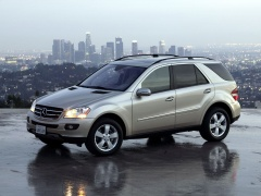 mercedes-benz ml pic #19758