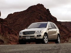 mercedes-benz ml pic #19770