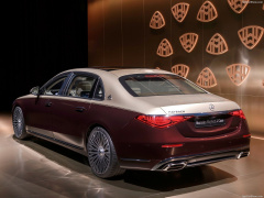 mercedes-benz s-class maybach pic #198545