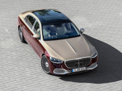 mercedes-benz s-class maybach pic #198546