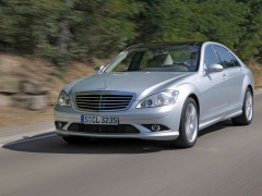 mercedes-benz s-class amg pic #27047