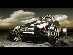 mercedes-benz mojave runner pic #30605