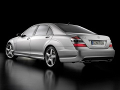 mercedes-benz s-class amg pic #30621