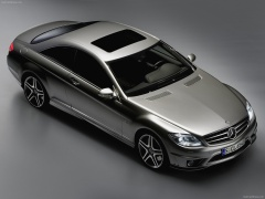 mercedes-benz cl amg pic #42657