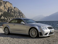 mercedes-benz clk63 amg black series pic #42832
