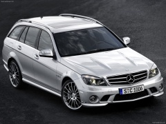 mercedes-benz c-class amg pic #46983