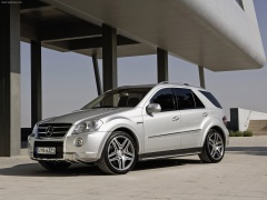 mercedes-benz ml amg pic #53392