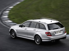 mercedes-benz c-class amg pic #57455