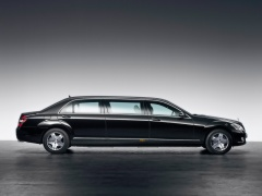 S 600 Pullman Guard Limousine photo #58439