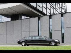 S 600 Pullman Guard Limousine photo #58442