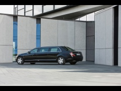 S 600 Pullman Guard Limousine photo #58445