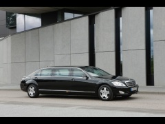 S 600 Pullman Guard Limousine photo #58447