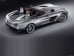 mercedes-benz slr stirling moss pic #60216