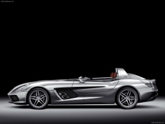 mercedes-benz slr stirling moss pic #60219