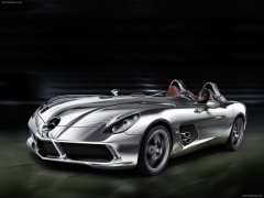 mercedes-benz slr stirling moss pic #60247