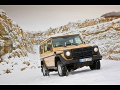 Mercedes-Benz G-Class Edition30 pic