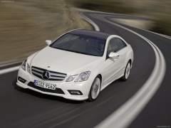E-Class Coupe photo #62088