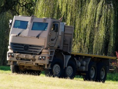 mercedes-benz actros armored pic #70055