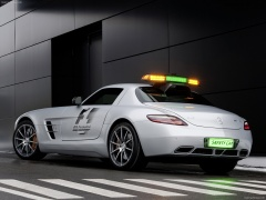 mercedes-benz sls amg f1 safety car pic #72292