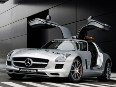 mercedes-benz sls amg f1 safety car pic #72294
