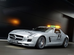 mercedes-benz sls amg f1 safety car pic #72296