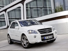 mercedes-benz ml amg pic #74116