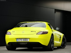 mercedes-benz sls amg e-cell pic #74556