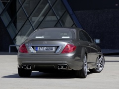 mercedes-benz cl63 amg pic #74966